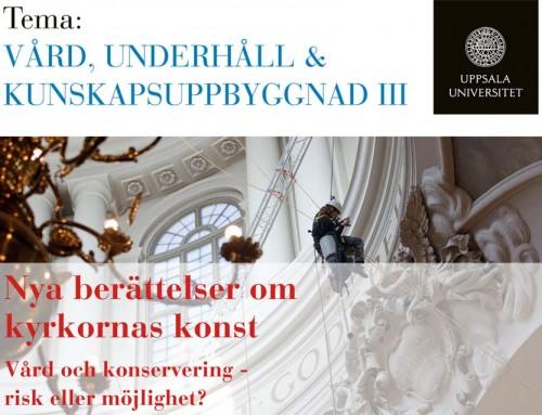 FFKK seminarium: Nya berättelser om kyrkornas konst