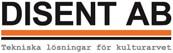Disent AB Logotyp